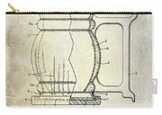 Beer Stein Patent Carry-all Pouch by Jon Neidert