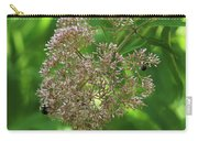 Bees On Joe-pyed Weed Carry-all Pouch