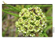 Bees Pollinating Carry-all Pouch