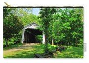 Beeson Covered Bridge Carry-all Pouch