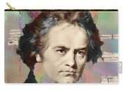 Beethoven Carry-all Pouch