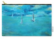 Before The Storm Carry-all Pouch by Chaline Ouellet