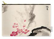 Begonia Flowers Carry-all Pouch