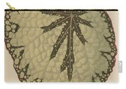 Begonia Marshallii  Carry-all Pouch