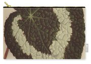 Begonia Rex Carry-all Pouch