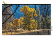 Behind The Branches Carry-all Pouch