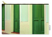 Behind The Green Doors Carry-all Pouch
