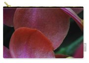 Behind The Orchids Carry-all Pouch