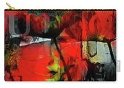 Behind The Poppies Carry-all Pouch