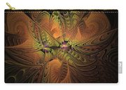 Behold A Universe - Fractal Art Carry-all Pouch