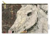 Behold A White Horse Carry-all Pouch