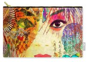 Beijing Opera Girl  Carry-all Pouch