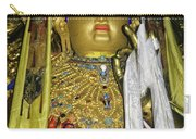 Bejeweled Buddha Carry-all Pouch