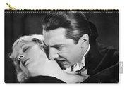 Bela Lugosi  Dracula 1931  Feast On Mina Helen Chandler Carry-all Pouch