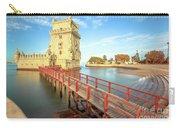 Belem Tower Lisbon Carry-all Pouch