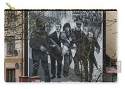Belfast Mural - Civil Rights Association - Ireland Carry-all Pouch