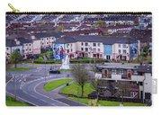 Belfast Mural - Derry Neighborhood - Ireland Carry-all Pouch