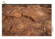 Belfast Petroglyph 6 Carry-all Pouch