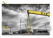 Belfast Shipyard 2 Carry-all Pouch