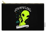 Believe In Aliens Gift Carry-all Pouch