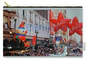 Believe Macys  Parade Carry-all Pouch