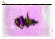 Belive Recorded Soundwave Collection Carry-all Pouch