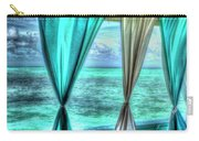Belize Curtains #1 Carry-all Pouch