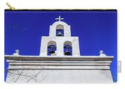 Bell Chapel - San Xavier Mission - Tucson Arizona Carry-all Pouch