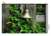 Bell On The Garden Gate  Carry-all Pouch