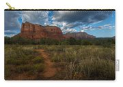 Courthouse Butte Sedona Arizona Carry-all Pouch