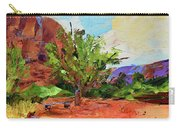 Sedona Pathway  Carry-all Pouch