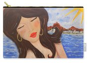 Bella En Rio Carry-all Pouch by Jorge Delara