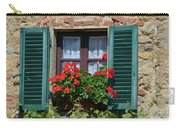 Bella Italian Window  Carry-all Pouch