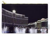 Bellagio And Caesars Palace Carry-all Pouch