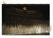 Bellagio Fountains Carry-all Pouch