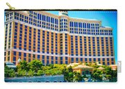 Bellagio Hotel And Casino Carry-all Pouch