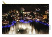 Bellagio Hotel Fountain Carry-all Pouch