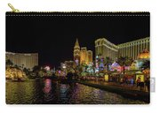 Bellagio On The Las Vegas Strip Carry-all Pouch