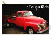 Bella's Ride Carry-all Pouch