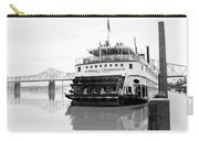 Belle Of Louisville Docked Carry-all Pouch