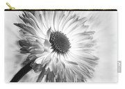 Bellis In Mono  #flower #flowers Carry-all Pouch