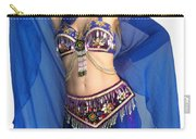 Belly Dance Modeling. Sofia Of Ameynra Carry-all Pouch