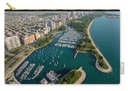 Belmont Harbor Chicago Carry-all Pouch