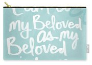 Beloved Carry-all Pouch