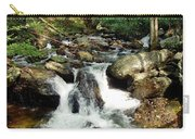 Below Anna Ruby Falls Carry-all Pouch