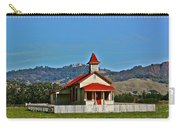 Below Hearst Castle Carry-all Pouch