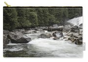 Below The Torrent   Carry-all Pouch