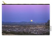 Belt Of Venus And Full Moon Rising Carry-all Pouch
