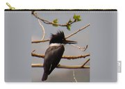 Belted Kingfisher Carry-all Pouch