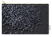 Beluga Lentils Carry-all Pouch